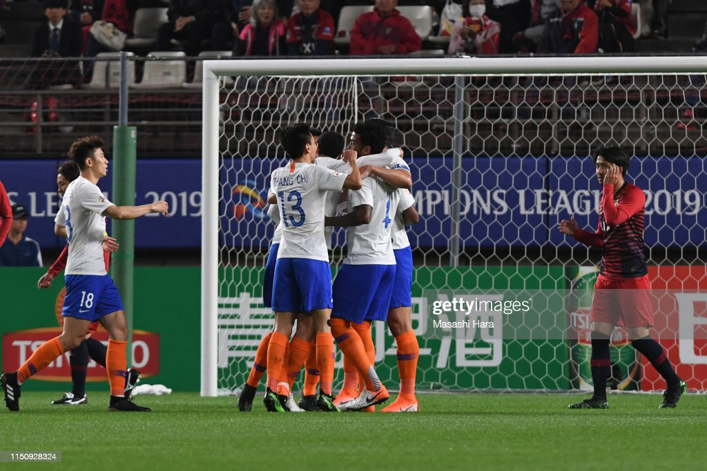 JPN: Kashima Antlers v Shandong Luneng - AFC Champions League Group E