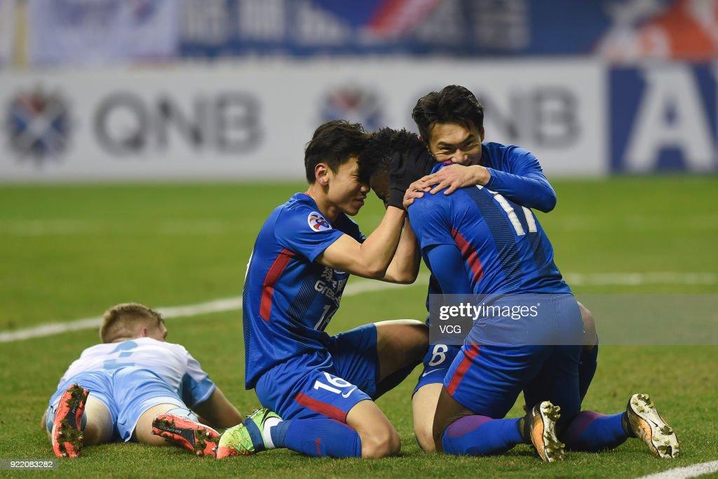 Shanghai Shenhua FC v Sydney FC - AFC Champions League Group H : News Photo
