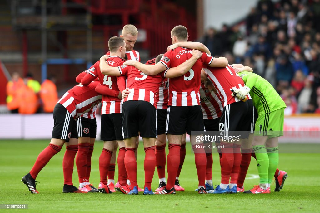 Sheffield United v Norwich City - Premier League : News Photo