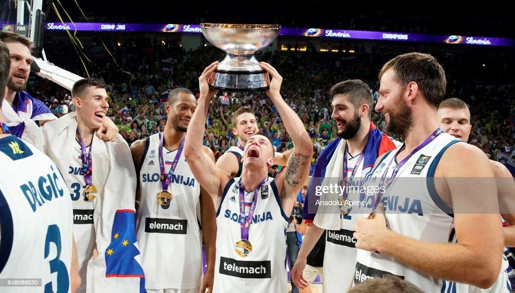 Slovenia vs Serbia : FIBA EuroBasket 2017 : News Photo