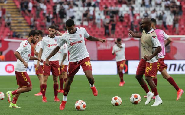 SRB: Crvena Zvezda v Sporting Braga: Group F - UEFA Europa League