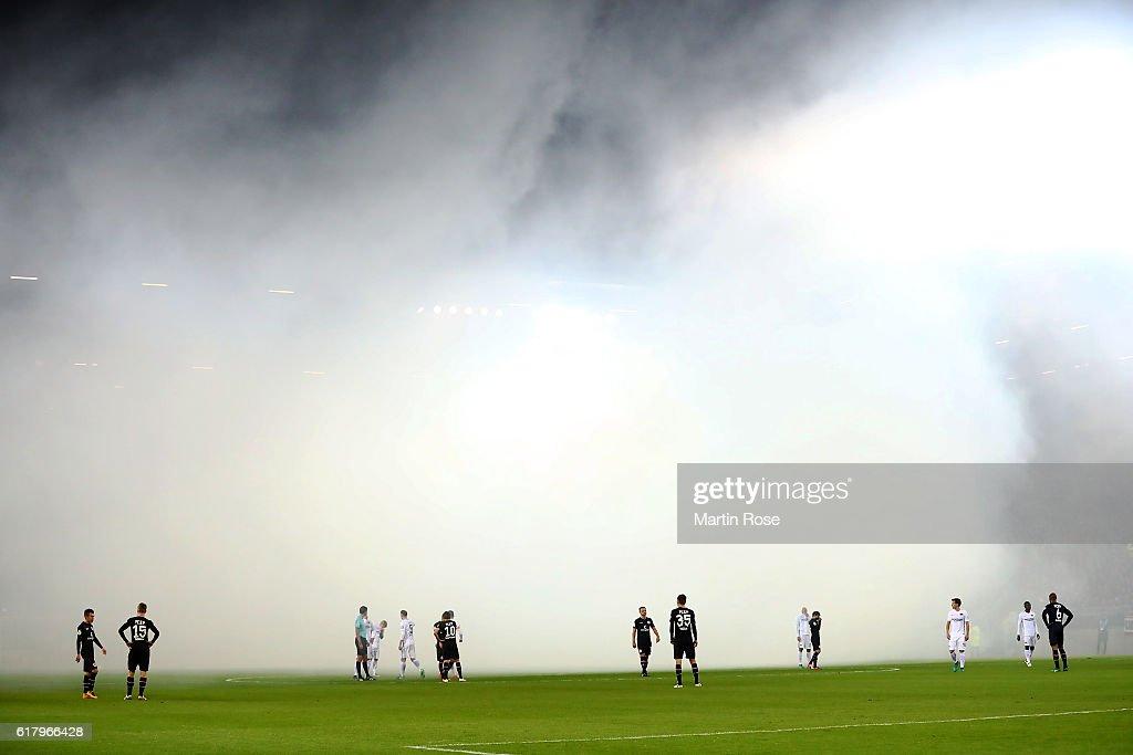 FC St. Pauli v Hertha BSC - DFB Cup : News Photo