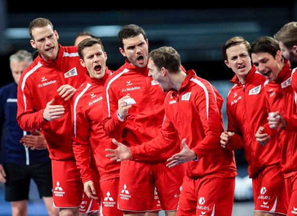 EGY: Switzerland v Iceland - IHF Men's World Championships Handball 2021