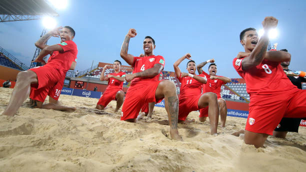 PRY: Tahiti v Uruguay - FIFA Beach Soccer World Cup Paraguay 2019