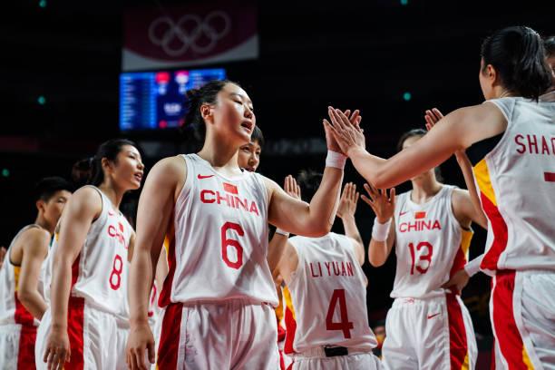 JPN: Basketball - Tokyo 2020 Olympics - Day 12