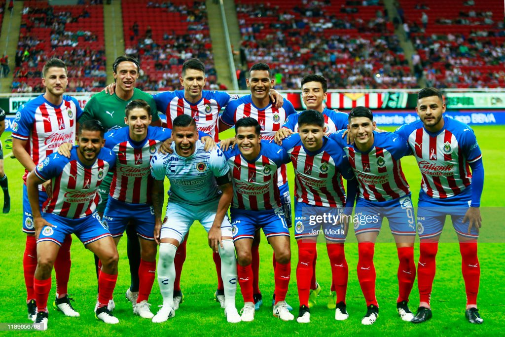 Chivas v Veracruz - Torneo Apertura 2019 Liga MX : Fotografía de noticias