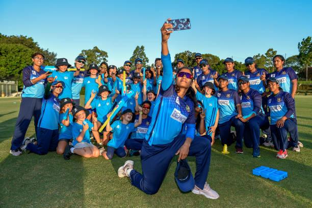 AUS: Cricket 4 Good Women's T20 World Cup Clinic: Bangladesh