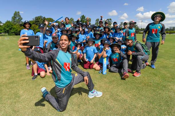 AUS: Cricket 4 Good Women's T20 World Cup Clinic: Pakistan