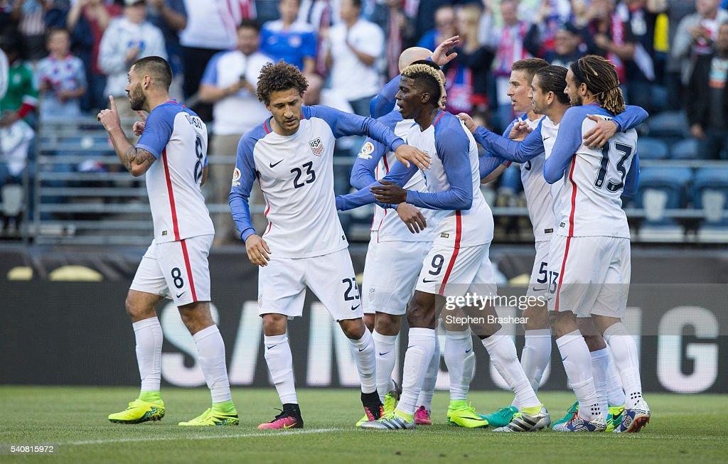 USA v Ecuador: Quarterfinal - Copa America Centenario : News Photo