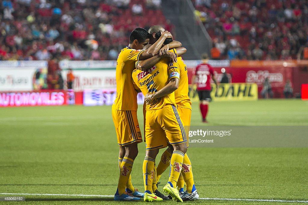 Tijuana v Tigres UANL - Apertura 2014 Liga MX : News Photo