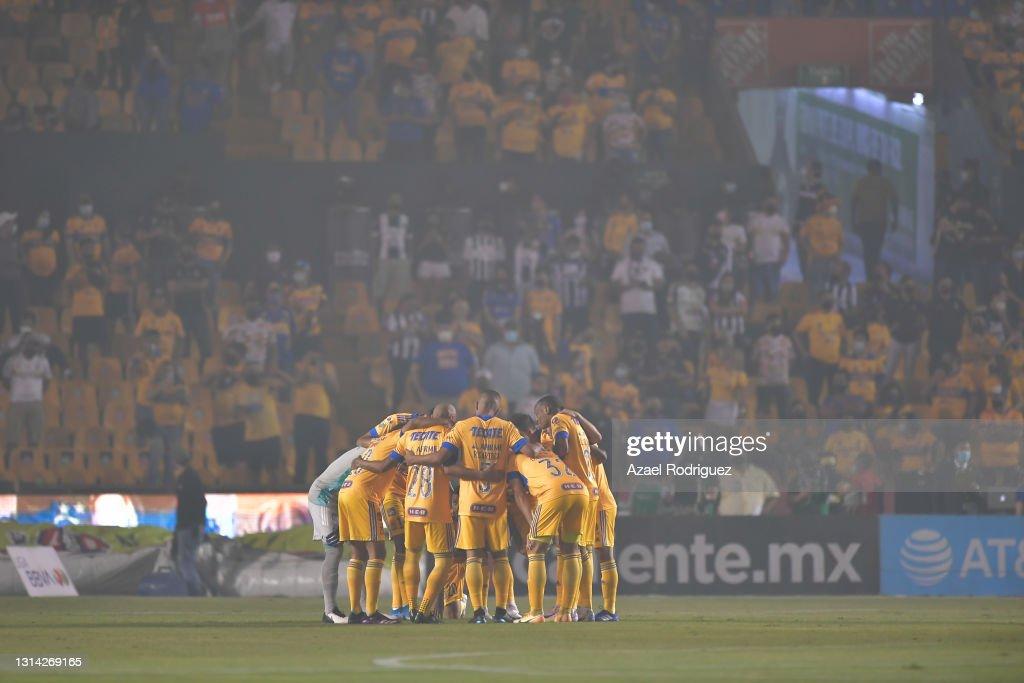 Tigres UANL v Monterrey - Torneo Guard1anes 2021 Liga MX : News Photo