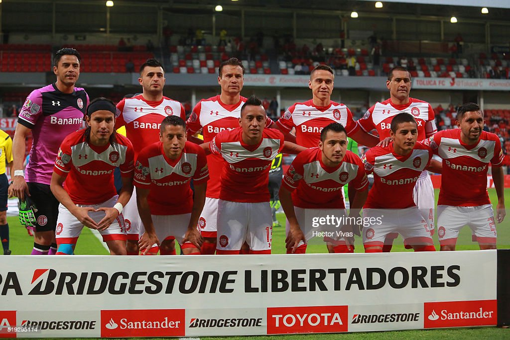 Toluca v LDU Quito - Copa Bridgestone Libertadores 2016 : News Photo
