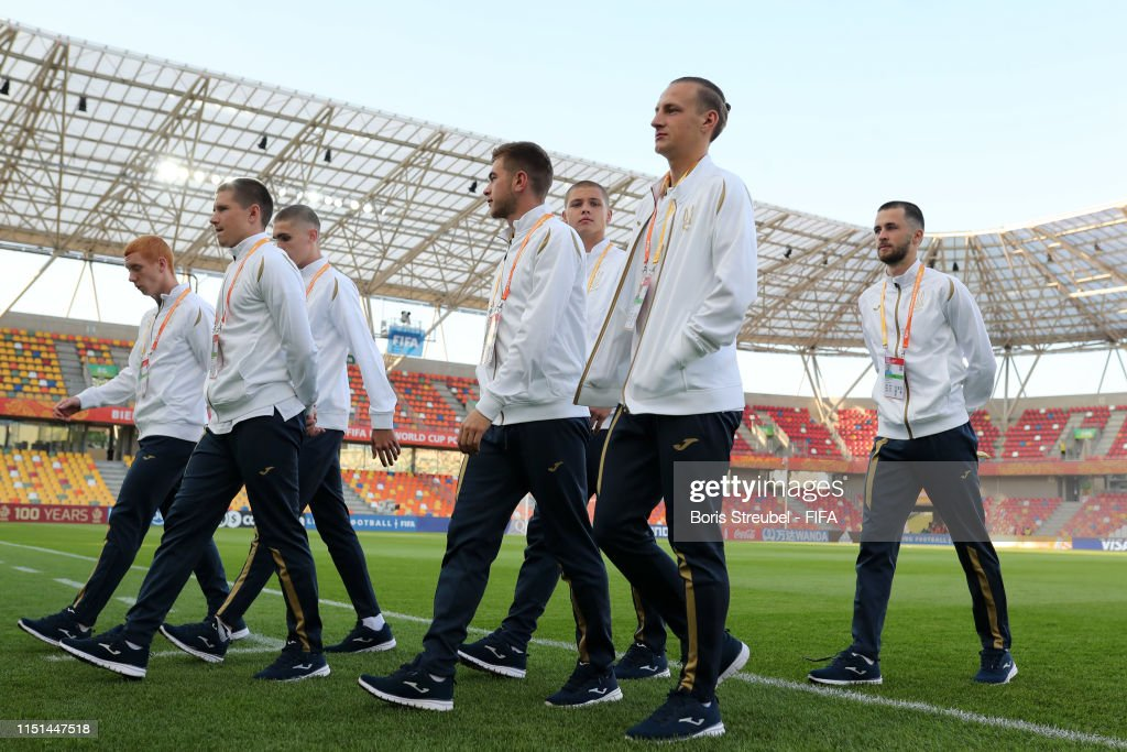 POL: Ukraine v USA: Group D - 2019 FIFA U-20 World Cup