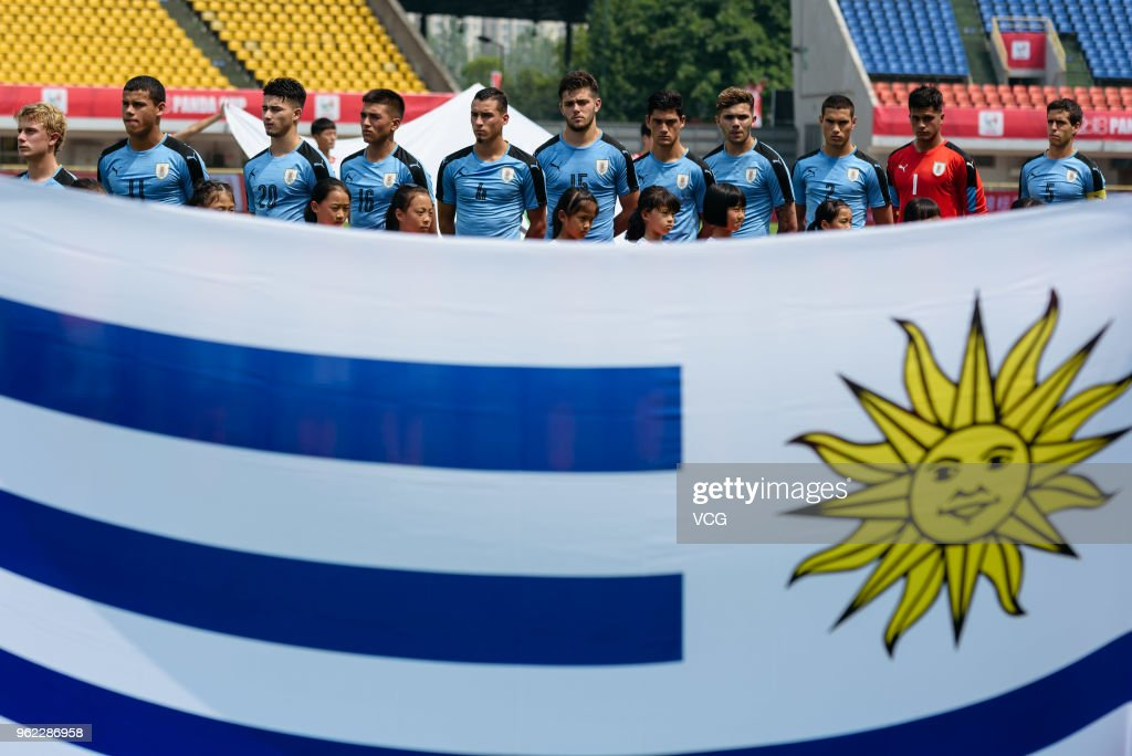 2018 Panda Cup International Youth Football Tournament - Uruguay v Hungary