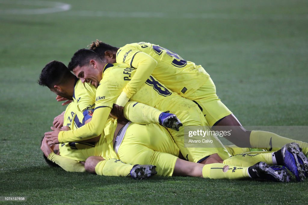 SD Huesca v CF Villarreal - La Liga : News Photo