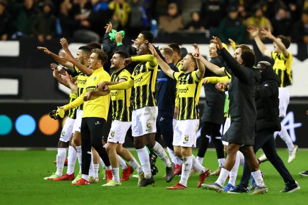 NLD: Vitesse v Tottenham Hotspur: Group D - UEFA Europa Conference League