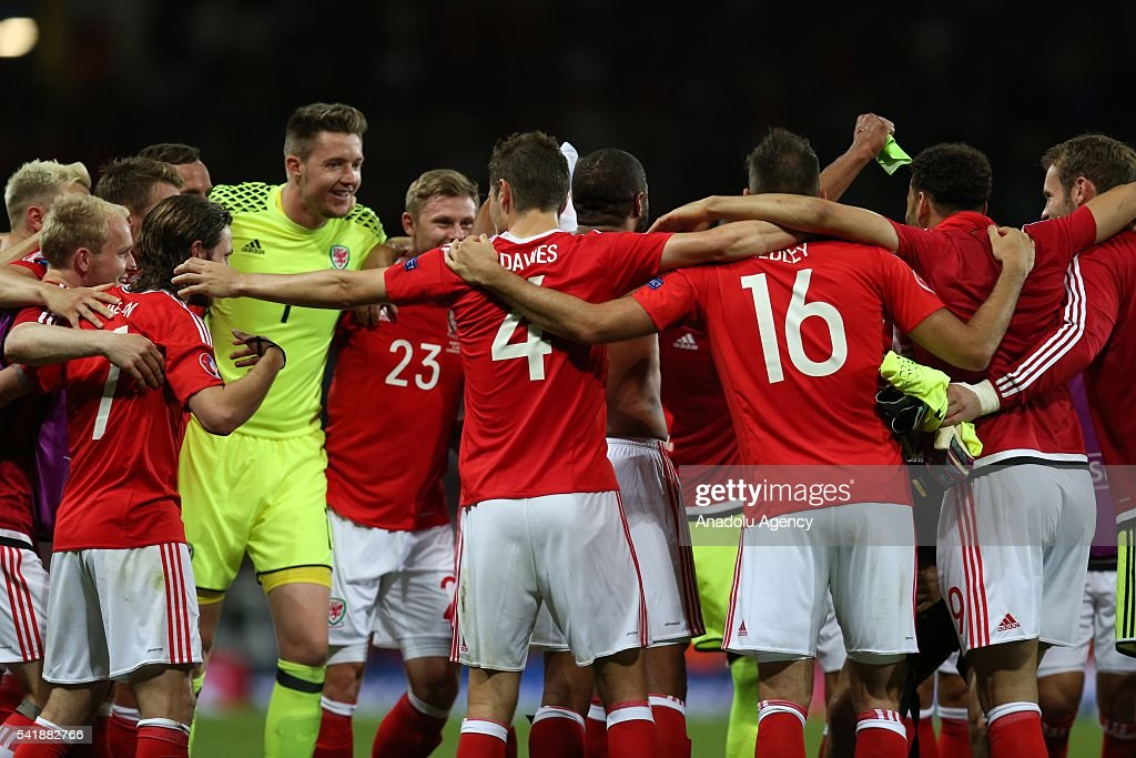 Russia v Wales - EURO 2016 : News Photo