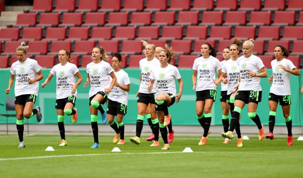 DEU: VfL Wolfsburg Women's v SGS Essen Women's - Women's DFB Cup Final