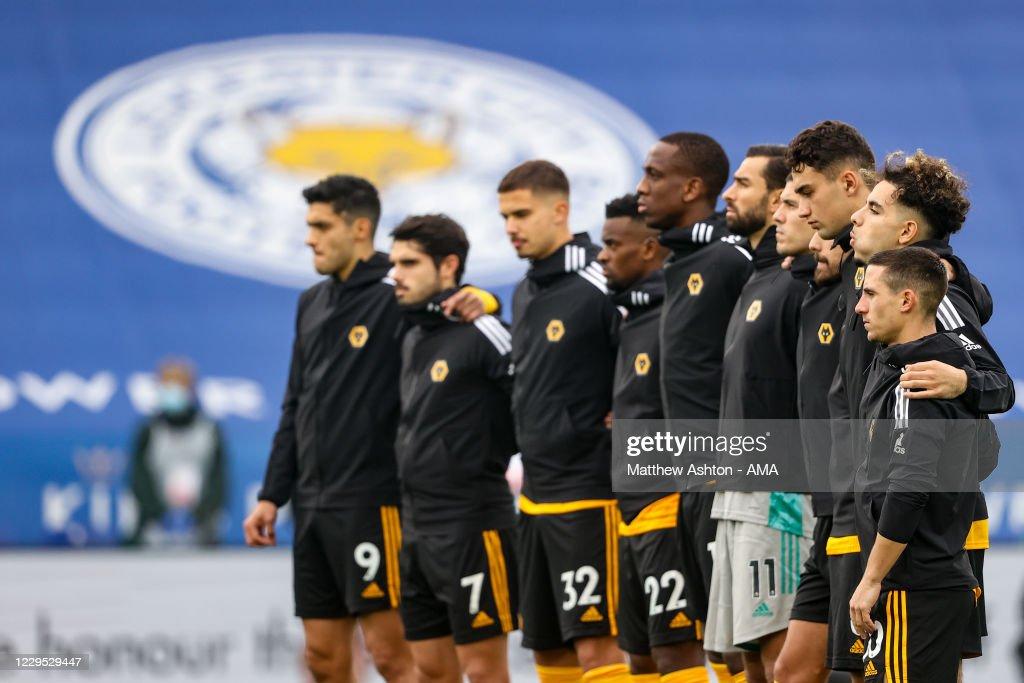 Leicester City v Wolverhampton Wanderers - Premier League : News Photo