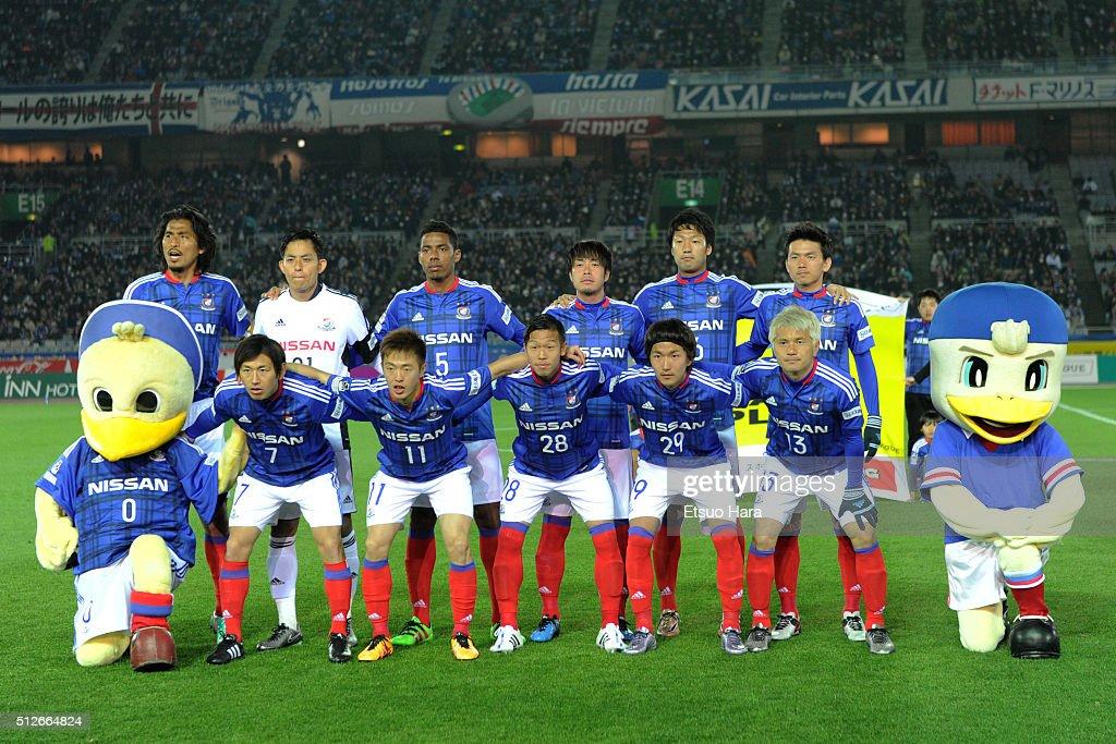 Yokohama F.Marinos v Vegalta Sendai - J.League : News Photo