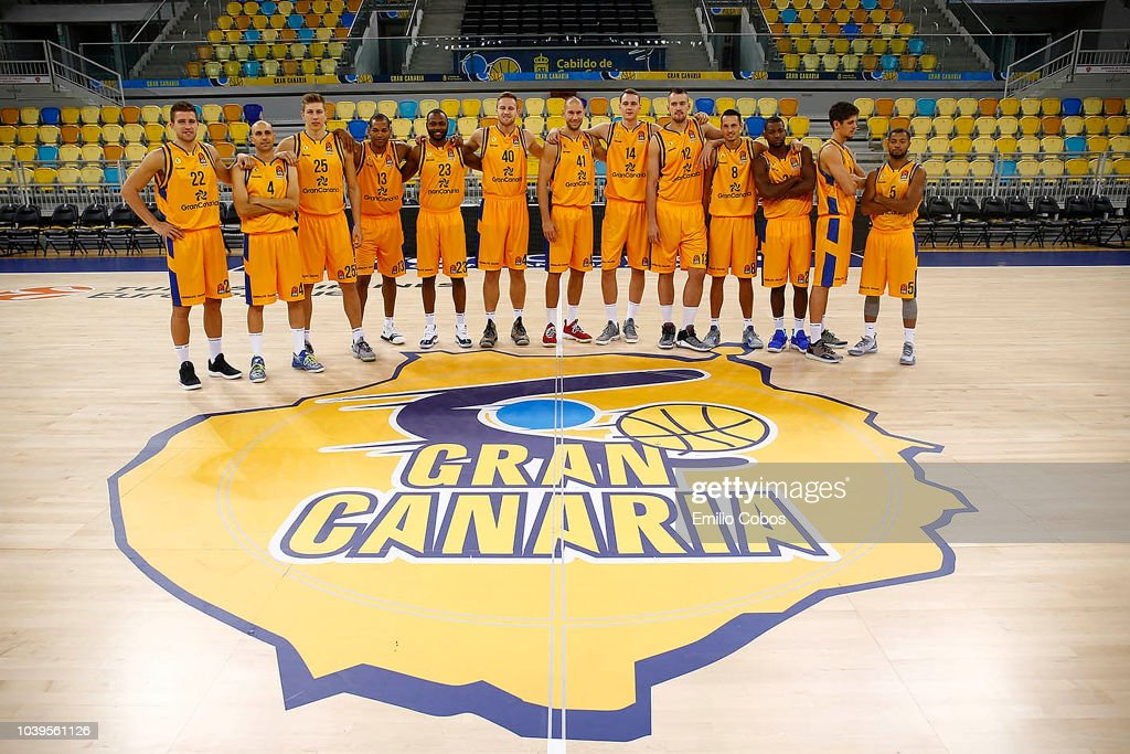 Herbalife Gran Canaria - 2018/2019 Turkish Airlines EuroLeague Media Day