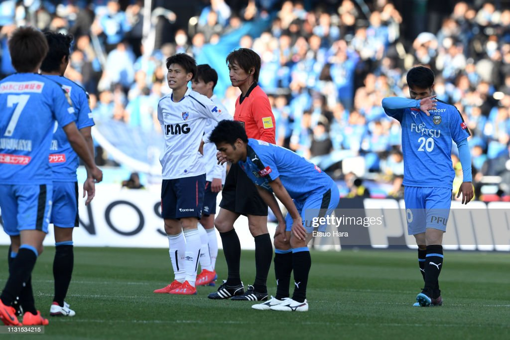 Kawasaki Frontale v FC Tokyo - J.League J1 : ニュース写真