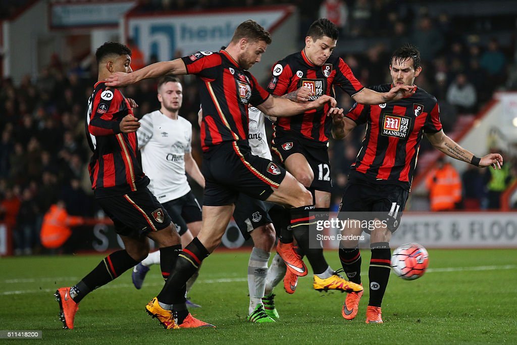 AFC Bournemouth v Everton - The Emirates FA Cup Fifth Round