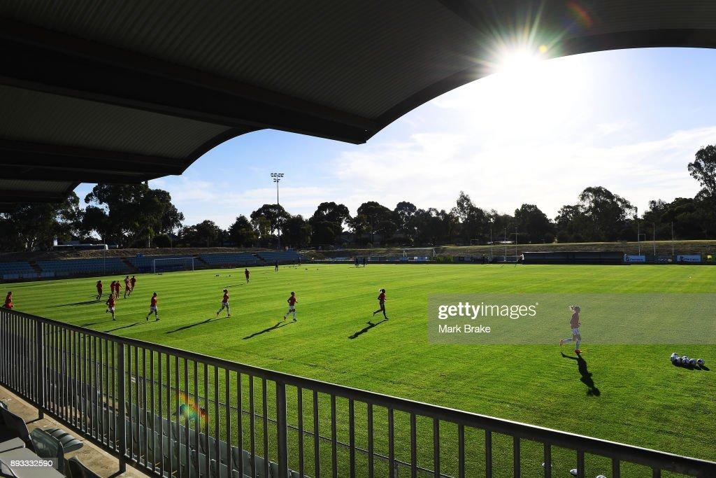 W-League Rd 8 - Adelaide v Western Sydney