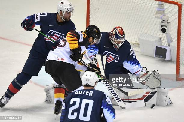 SVK: Germany v United States: Group A - 2019 IIHF Ice Hockey World Championship Slovakia