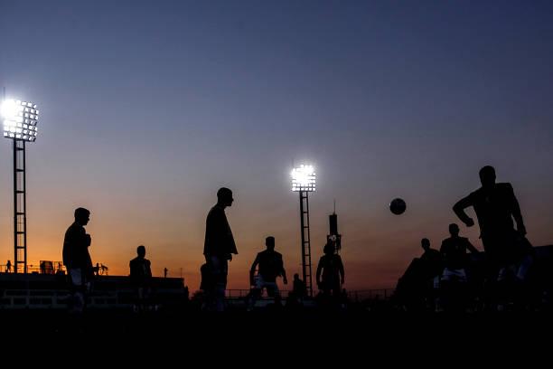ARG: Defensa y Justicia v Olimpia - Copa CONMEBOL Libertadores