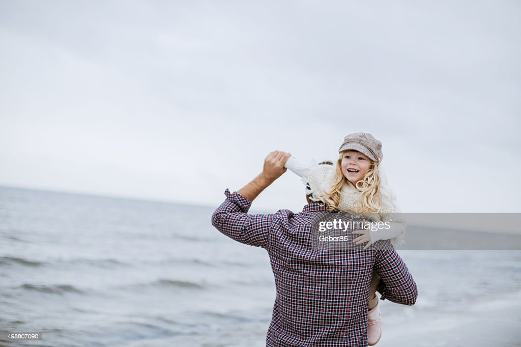 Playful father : Stock Photo