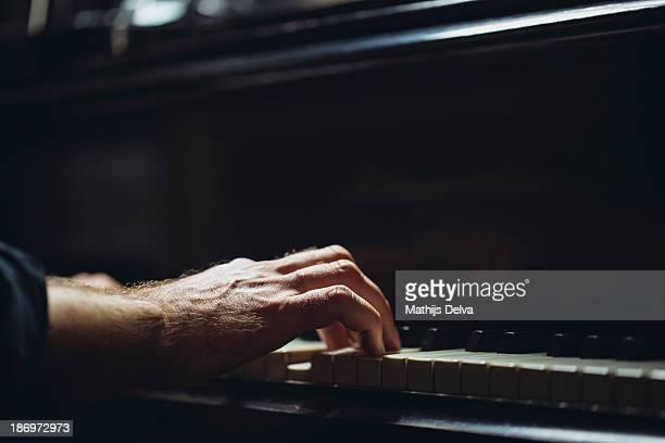 Playful hands