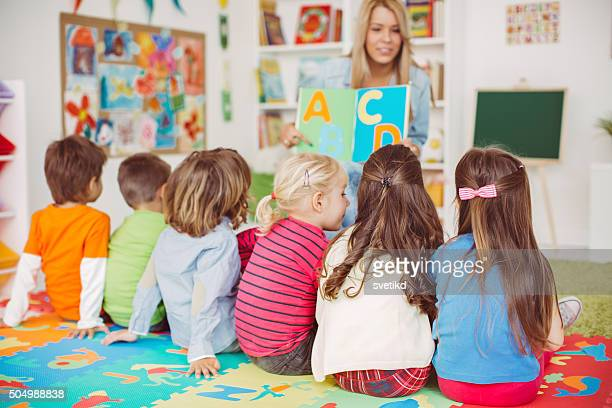 playful learning - preschool stock pictures, royalty-free photos & images