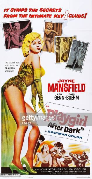 Playgirl After Dark poster US poster Jayne Mansfield 1960