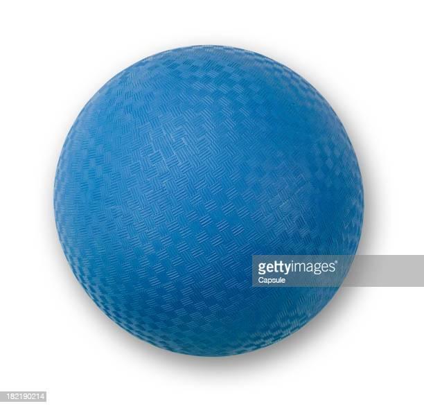 Playground Ball Blue
