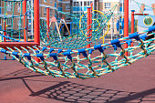 public playground courtyard town house