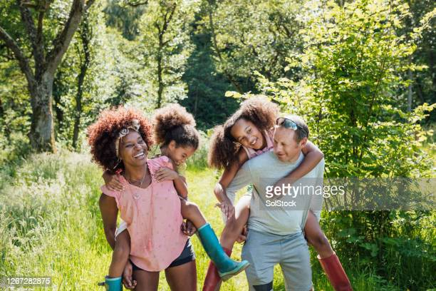 playing around - summer stock pictures, royalty-free photos & images
