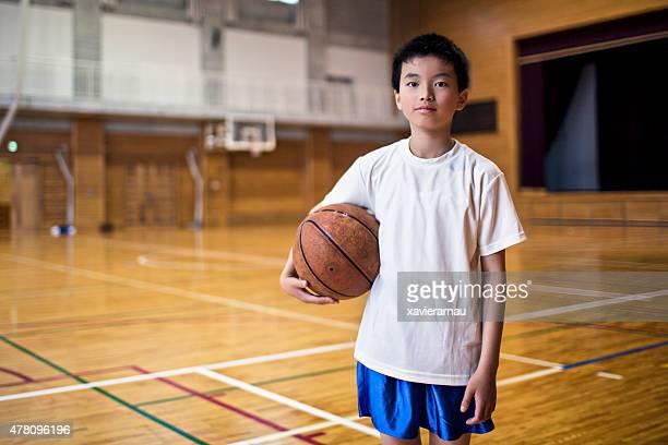 するには、バスケットボール体育館