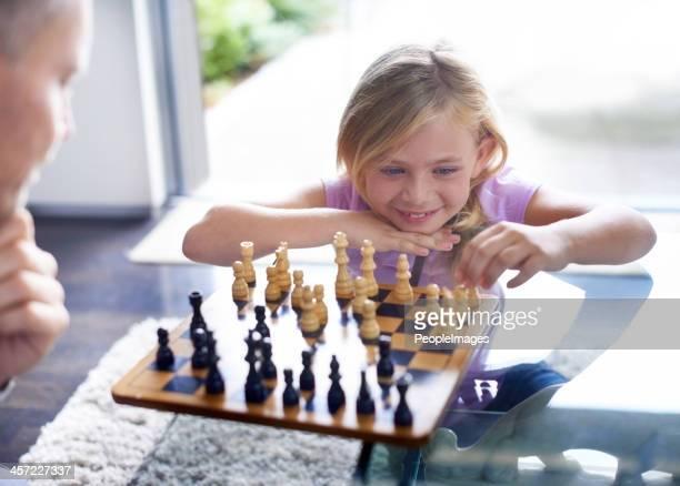 Playing like a chess pro