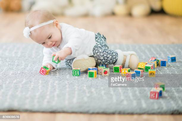Playing On The Carpet