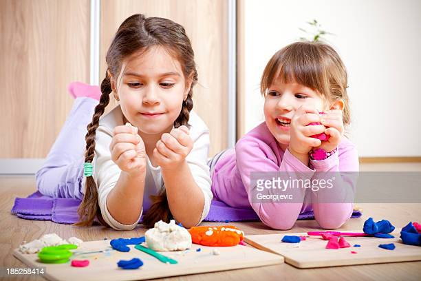 playing - clay stock pictures, royalty-free photos & images