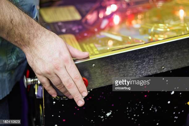Playing Pinball