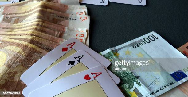 playing poker - shuffling stock photos and pictures