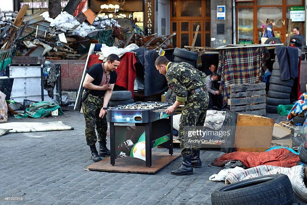 Situation in Ukraine : News Photo