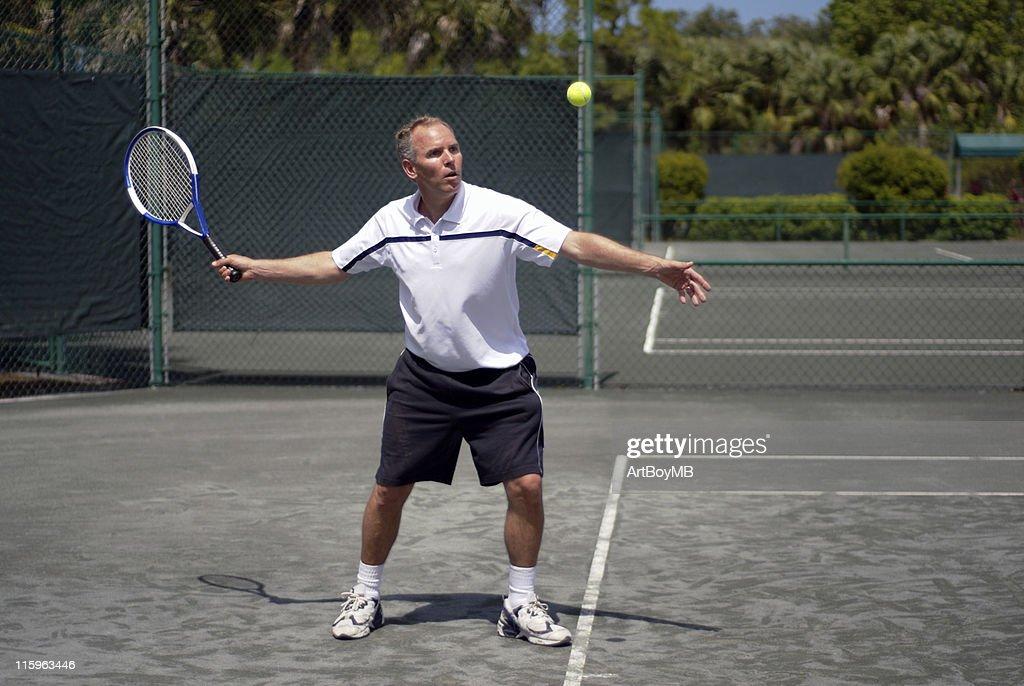 テニス III : ストックフォト