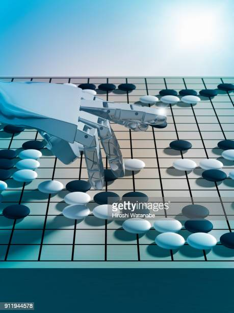 A.I.  playing the game of Go