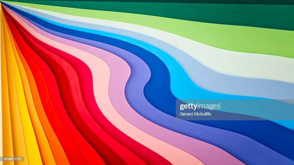 Playing with Colour : Stock Photo