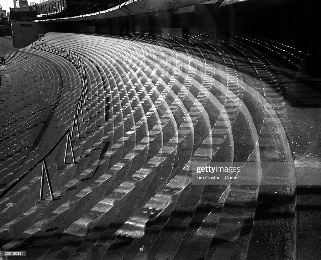 Playing with Ghosts - Football Stadiums of Argentina : News Photo