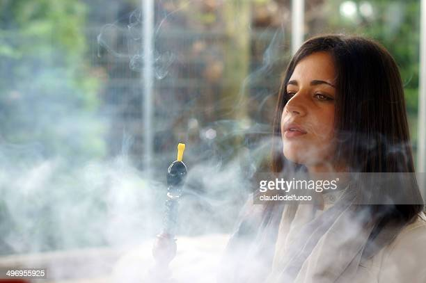 Playing with smoke