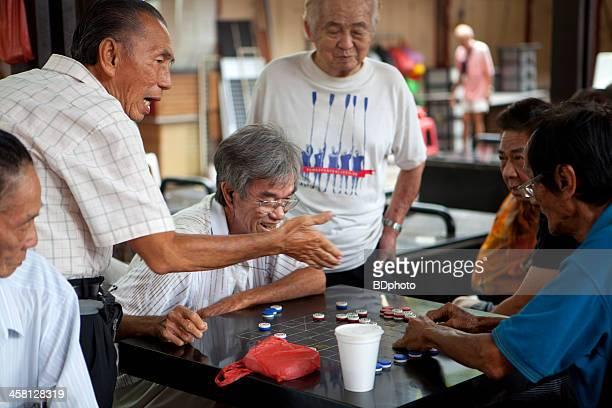Playing Xiangqi in Singapore